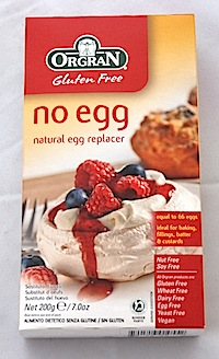 Orgran Easy Egg Cake Recipes