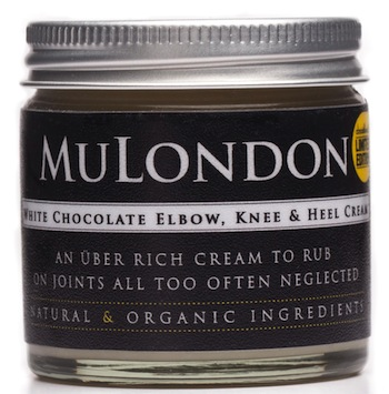 MuLondon White Chocolate Elbow, Knee & Heel Cream FRONT_1