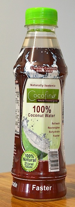 cocofina_water